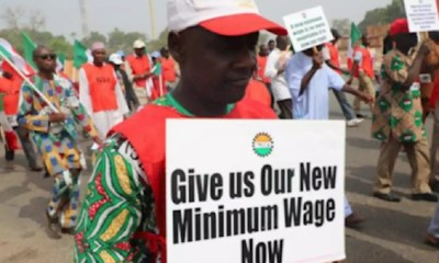 Minimum Wage: How Nigeria compares with its global peers