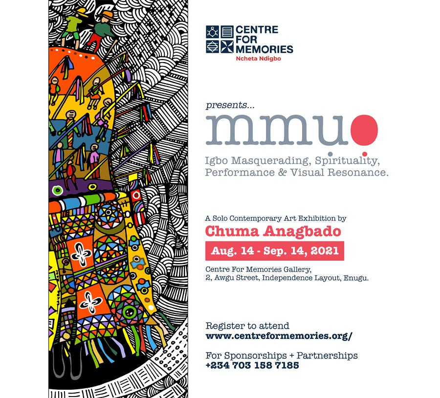 The Centre for Memories set to launch new art exhibition in partnership with Lagos-based artist, Chuma Anagbado