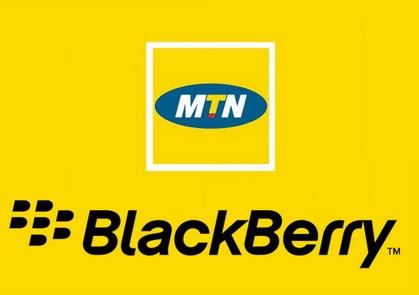 Mtn BlackBerry Data Plan