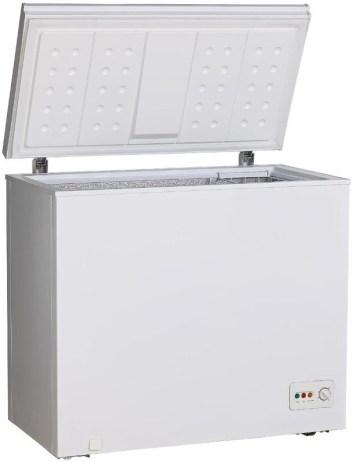 midea chest freezer