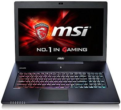 MSI GS70 Gaming Laptop