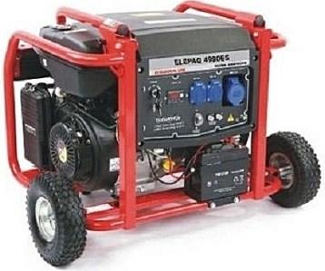 Elepaq 3.2kva generator