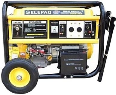 Elepaq 7.5kva generator