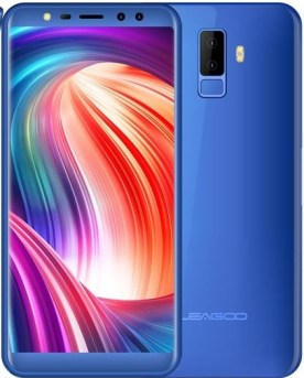 Leagoo M9 Design