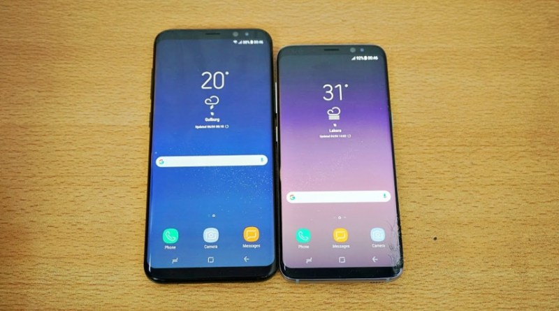 Samsung Galaxy S8 & S8 Plus Features