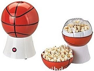 Household basketball popcorn machine