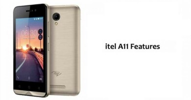 itel a11 features