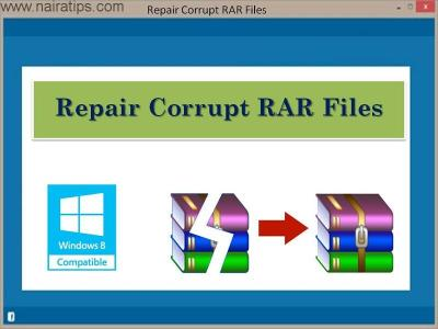 Winrar Repair