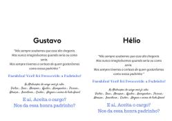 Gustavo - Hélio