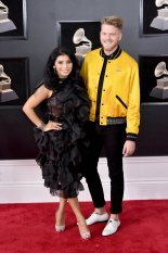 Nairobi Fashion Hub kirstin-maldonado-scott-hoying-pentatonix-grammys-red-carpet-2018
