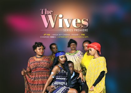 The Wives Series Premier