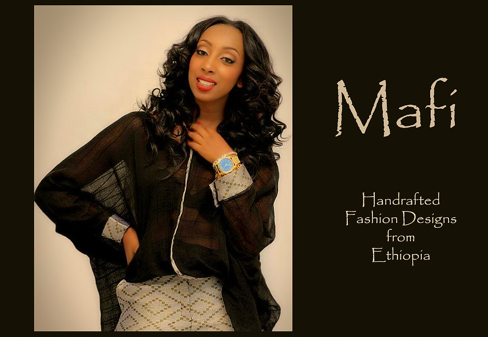 Mafi Handcrafted Designs From Ethiopia
