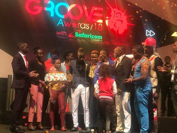 Groove Awards 2018 Winners