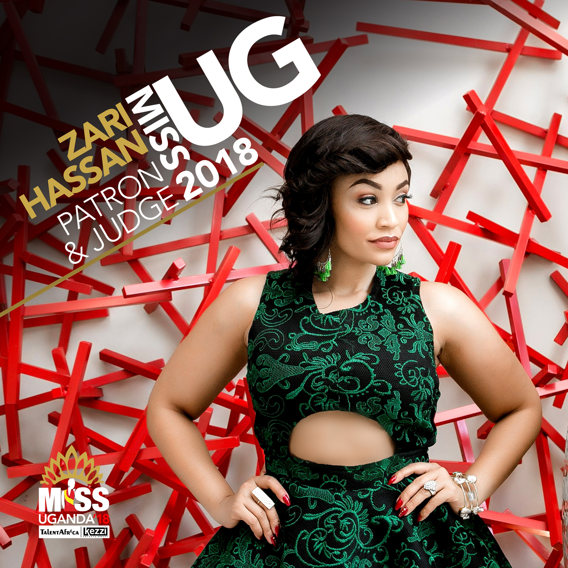 Zari to be a Judge at the Miss Uganda Pageant