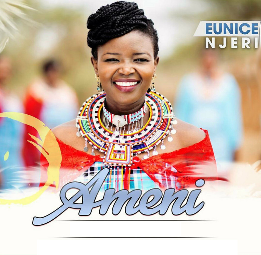 Eunice Njeri Ameni Officail HD Video