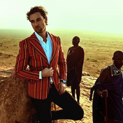 Koy Clothing Putting Kenyan Tribes on the Map