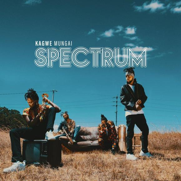 Spectrum Kagwe Mungai Album Launch
