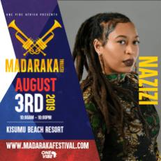 Nairobi Fashion Hub Madaraka Festival Nazizi