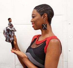 Nairobi Fashion Hub Barbie's 60th anniversary Shero campaign _3