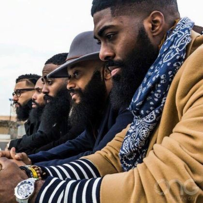 Top 20 Beard Styles for African Men