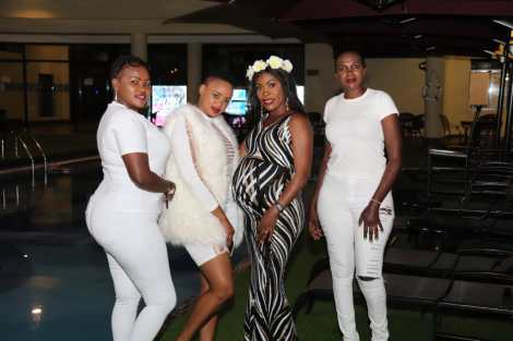 Nairobi Fashion Hub Keyshia Baby Shower _11