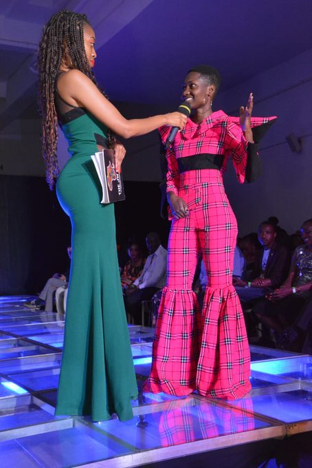 Models on the runway showcasing designs at the JW Show 2019. Picture Courtesy – Fotophreak Magazine