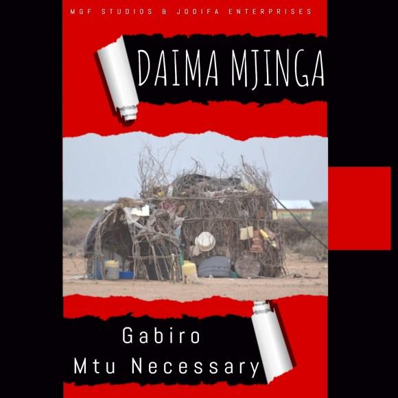 King Kaka's Wajinga Nyinyi get dancehall backup from Gabiro Mtu Necessary in 'Daima Mjinga'