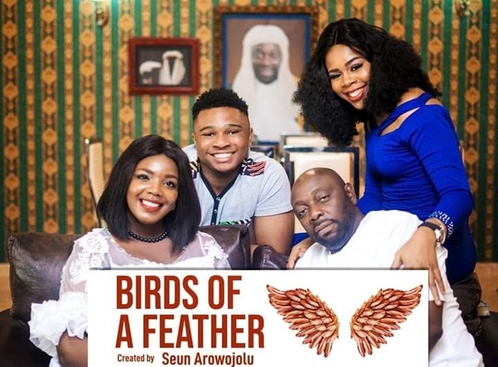 Segun Arinze, Francis Duru Star In New Television Series – Birds Of A Feather