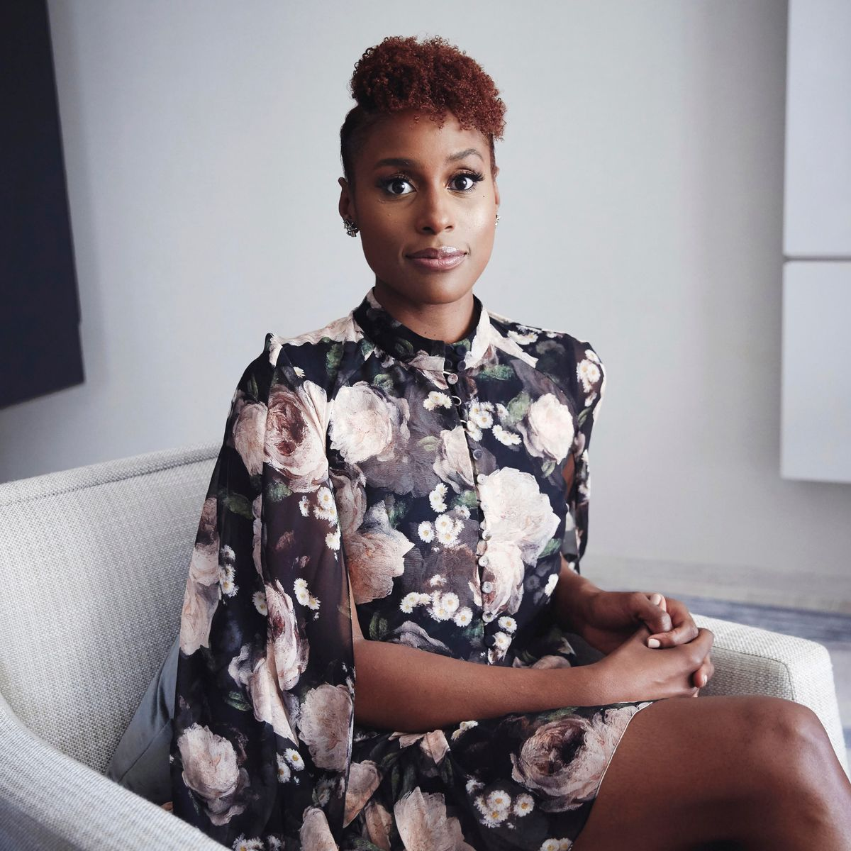 Issa Rae Is Now the Co-Owner and Face of Sienna Naturals