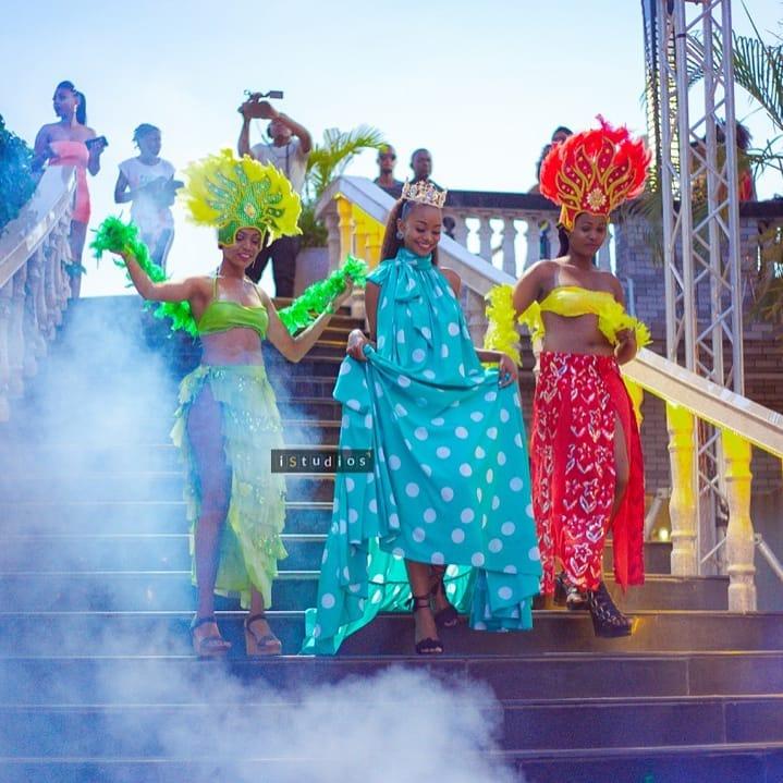 Tanzania fashion festival celebrates models of all sizes