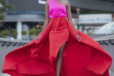 Made in Kenya: Exclusive interview withCynthia Kimathi Founder, Creative Director atThe Seamstress and African le'kiondo