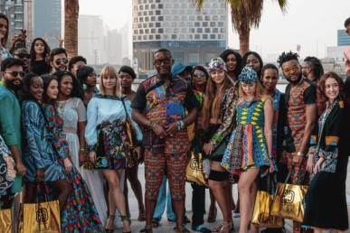 Meet Dennis Osadebe The Man Disrupting The African Fashion Industry founder and C.E.O of D&D Clothing