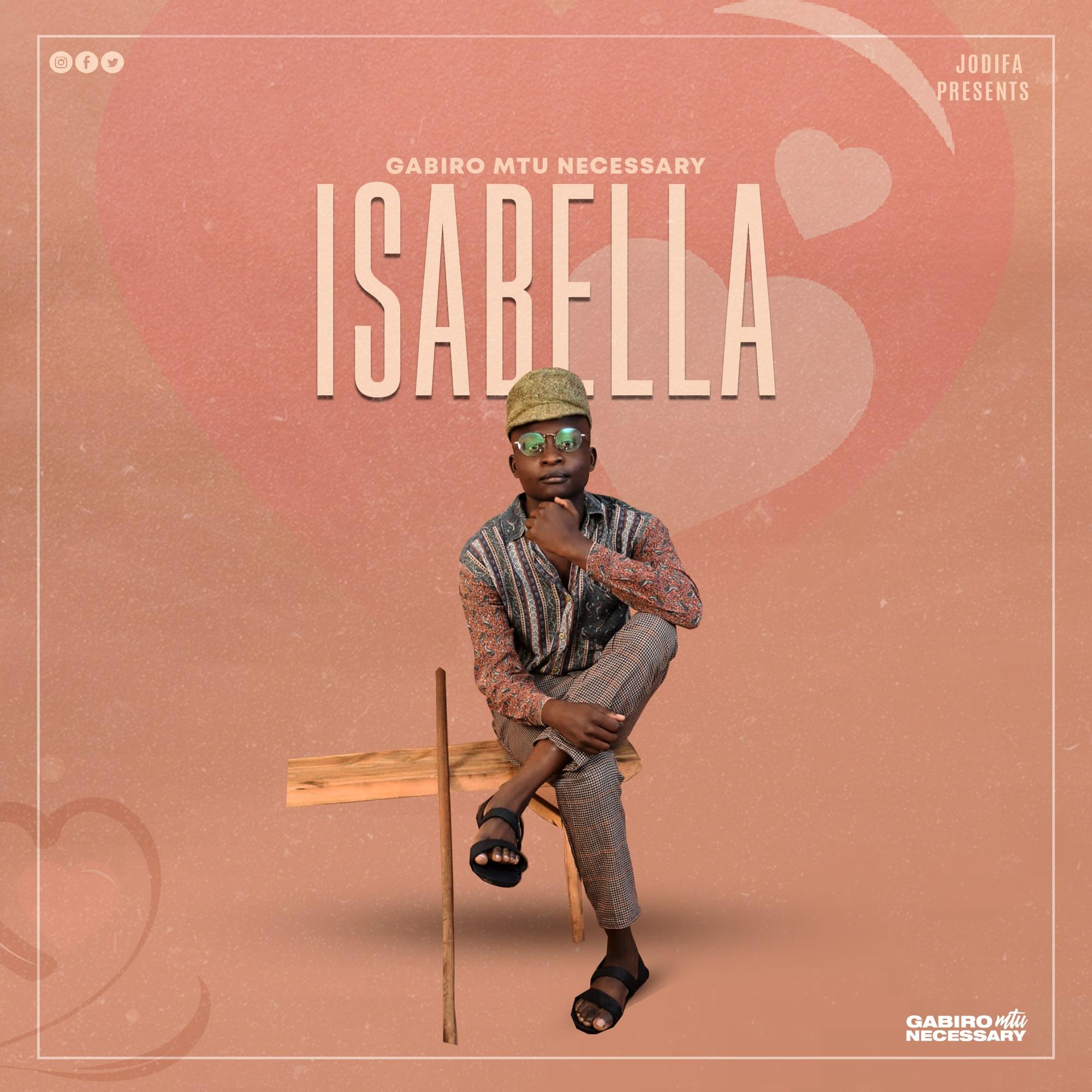 Rising Star Gabiro Mtu Necessary Releases Isabella Music Video