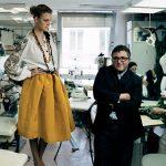 Alber Elbaz, Celebrated Fashion Designer, Dies at Age 59 of Coronavirus