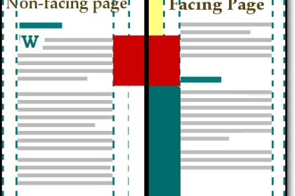 Uses of Margins in a Book