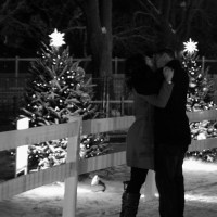 ONE LAST CHRISTMAS KISS