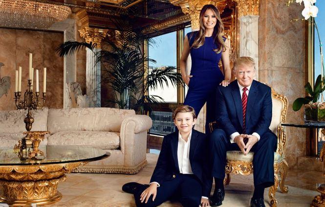 Photos Inside Donald Trump S 100 Million New York Apartment
