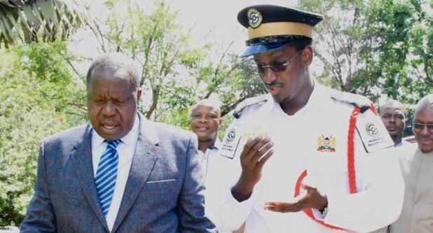 CS Matiang'i Announces Vetting of All Private Security Firms