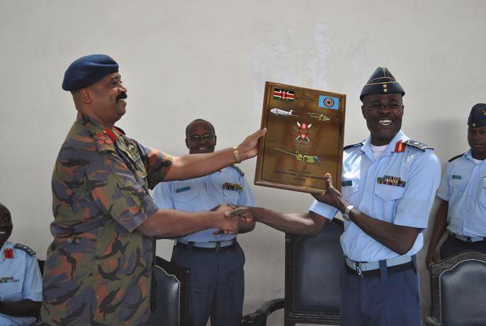 Major General Mohamed Abdalla Badi