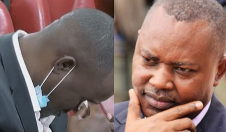 "It Doesn't Make Sense"" – DCI Kinoti Reacts To Senator Malala's 'Police Hit squad' Allegations"