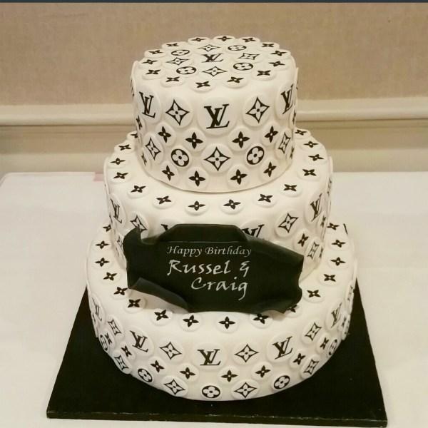 Louis Vuitton Cake Nais Cakes