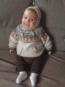 Habiller bébé en 100% laine : Une bonne idée ?