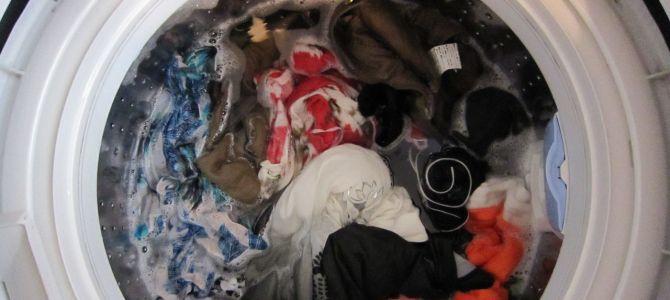 【動画】洗濯機の中は、実はこうなっていた!!