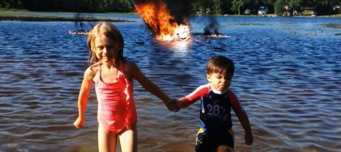 映像のプロが子どものためにホームビデオを撮影したらこうなった。