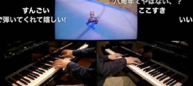 これは凄い!「スーパーマリオブラザーズ3」のBGMをゲームに合わせて一人で演奏した動画が話題に!効果音も完璧!