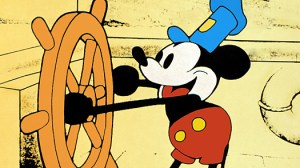 Mickey Mouse in Steamboat Wille, 1928