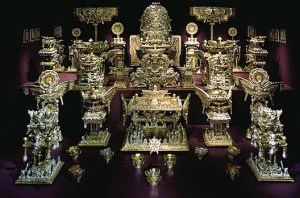 The Throne of the Third Heaven of the Nation's Millennium General Assembly