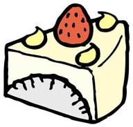 ショートケーキ カロリー