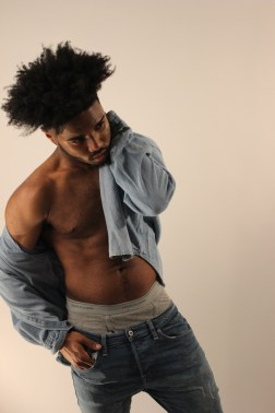 Model(s): Kyshan Wooten Makeup: Ashley Pena Lighting: Zachary Wilson and Brandon Jean Photographed by: Myself