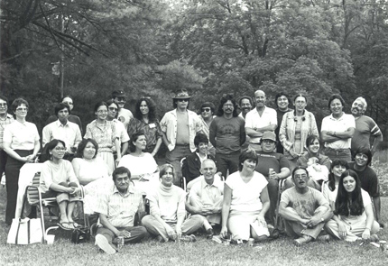A group of Native journalists met at Penn State University in 1983 to form the Native American Press Association, now the Native American Journalists Association.